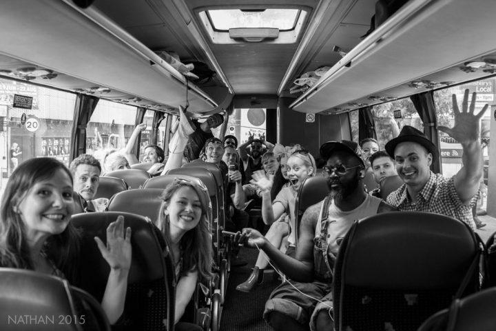 La Soirée go to Glastonbury 2015