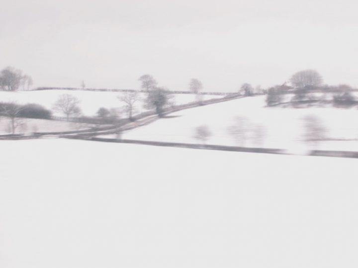 Snow, Liverpool to London