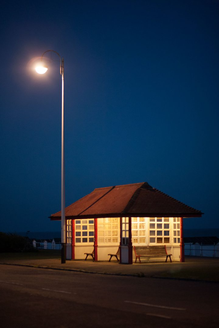 bexhill on sea shelter