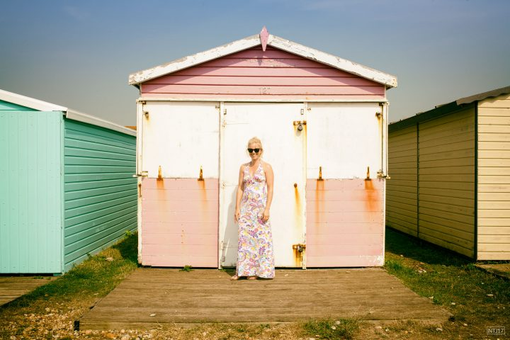 Beach Huts by Nathan Jones Photography
