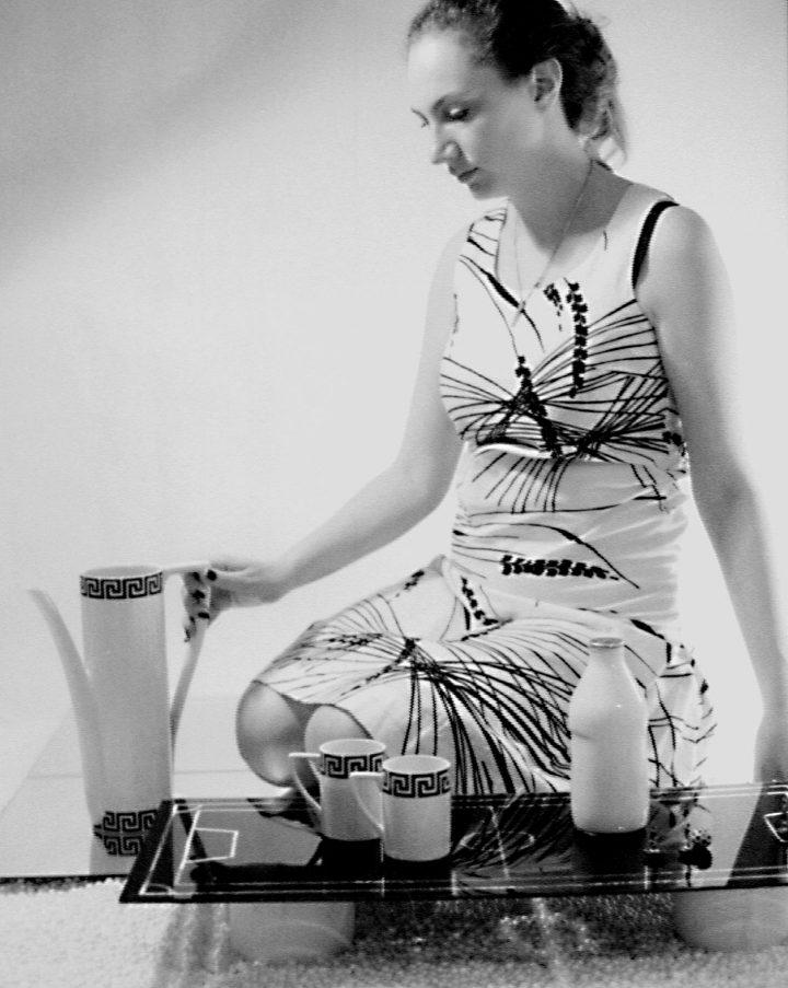 Tania Milk by Nathan Jones