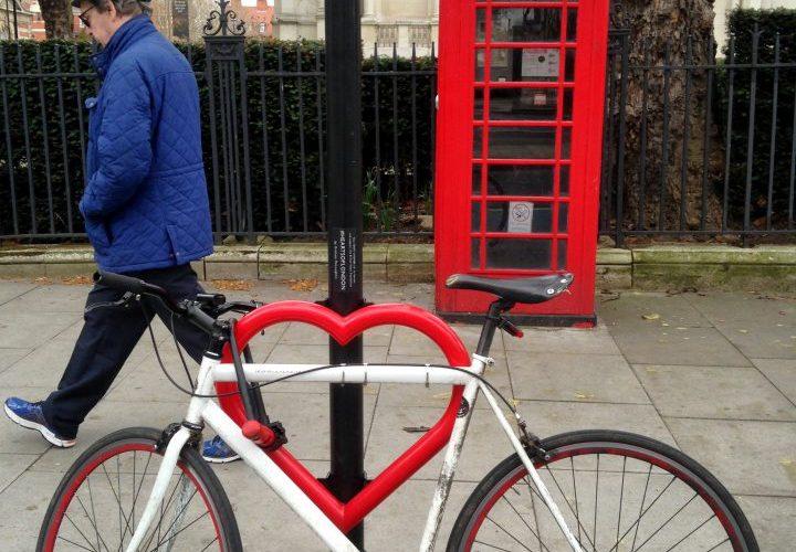 Love Bike Tate Britain Red