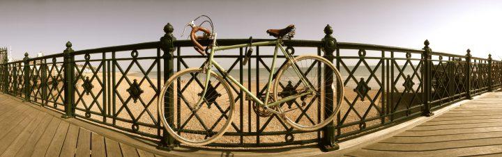Bike Hastings Pier