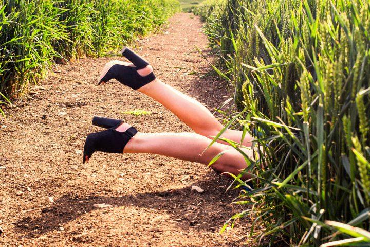 Lana Scott legs