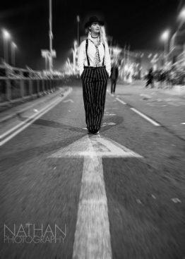 Walk this Way by Nathan Thomas Jones