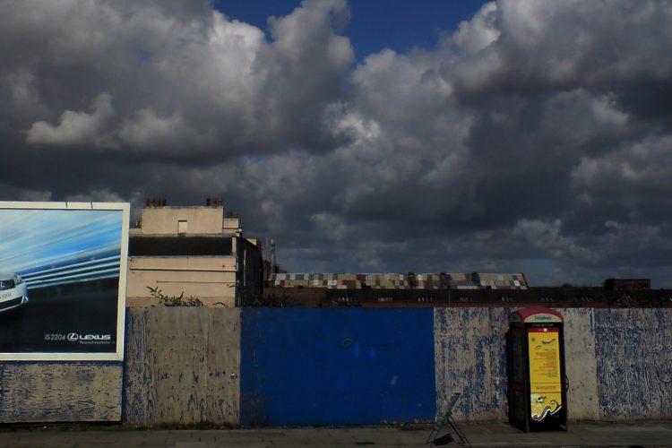 Blue Suburban Skies, Kensington, Liverpool