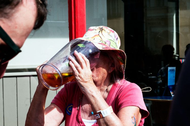 Boomin' Granny, Brighton Pride