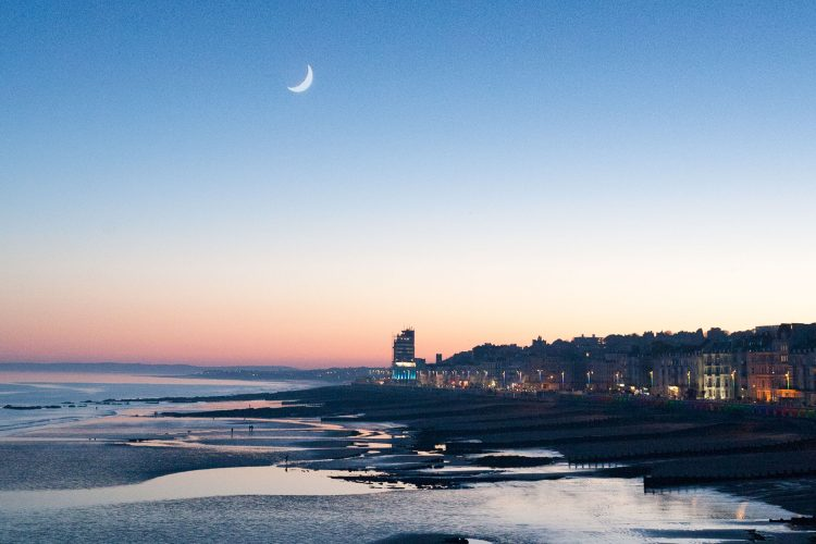 St Leonards Crescent Moon